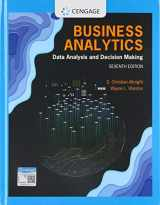 9780357109953-0357109953-Business Analytics: Data Analysis & Decision Making (MindTap Course List)