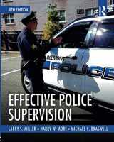 9781138225183-1138225185-Effective Police Supervision