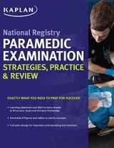 9781506212845-1506212840-National Registry Paramedic Examination Strategies, Practice & Review (Kaplan Test Prep)