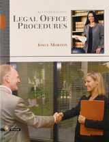 9780132209564-013220956X-Legal Office Procedures (7th Edition)