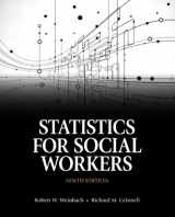 9780133909067-0133909069-Statistics for Social Workers with Enhanced Pearson eText -- Access Card Package (9th Edition)