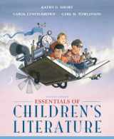 9780133066739-0133066738-Essentials of Children's Literature (8th Edition) (Myeducationkit)