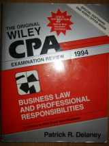The Original Wiley CPA Examination Review: Business Law and Professional Responsibilities