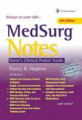 9780803657625-0803657625-Med Surg Notes: Nurse's Clinical Pocket Guide