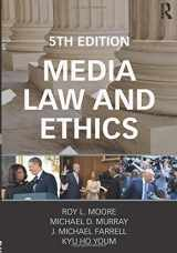 9781138282469-1138282464-Media Law and Ethics (Routledge Communication)