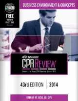Bisk CPA Review: Business Environment & Concepts - 43rd Edition 2014 (Comprehensive CPA Exam Review Business Environment & Concepts) (CPA Review. ... Review. Business Environment and Concepts)