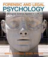 9781464138904-1464138907-Forensic and Legal Psychology: Psychological Science Applied to Law, 2nd Edition
