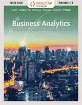 9781337610438-1337610437-Bundle: Business Analytics, Loose-leaf Version, 3rd + MindTap Business Analytics, 1 term (6 months) Printed Access Card