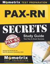 9781610724883-1610724887-PAX-RN Secrets Study Guide: Nursing Test Review for the NLN Pre-Admission Examination (PAX)