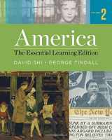 9780393938036-0393938034-America: The Essential Learning Edition (Vol. 2)