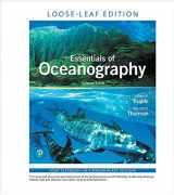 9780135204306-0135204305-Essentials of Oceanography, Loose-Leaf Edition (13th Edition)