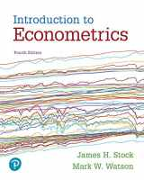 9780134461991-0134461991-Introduction to Econometrics (4th Edition) (Pearson Series in Economics)