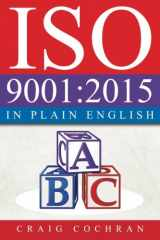 9781932828726-1932828729-ISO 9001:2015 in Plain English