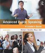 9781138216686-1138216682-Advanced Public Speaking