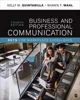 9781506369594-1506369596-Business and Professional Communication: KEYS for Workplace Excellence