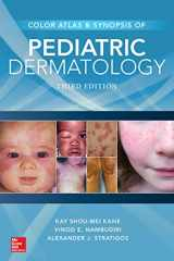 9780071843942-0071843949-Color Atlas and Synopsis of Pediatric Dermatology: Third Edition