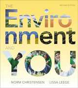 9780321957764-0321957768-The Environment and You Plus Mastering Environmental Science with eText -- Access Card Package (2nd Edition)