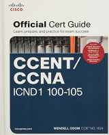 9781587206092-1587206099-CCENT ICND1 100-105 Official Cert Guide and Network Simulator Library (Ccie)