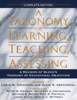 9780321084057-0321084055-A Taxonomy for Learning, Teaching, and Assessing: A Revision of Bloom's Taxonomy of Educational Objectives, Complete Edition