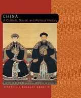 9780618133871-0618133879-China: A Cultural, Social, and Political History