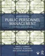 9781138281202-1138281204-Public Personnel Management