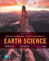 9780134746241-0134746244-Applications and Investigations in Earth Science (9th Edition)