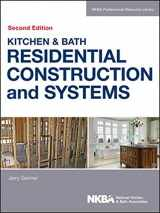 Kitchen & Bath Residential Construction and Systems