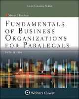 9781454852216-1454852216-Fundamentals of Business Organizations for Paralegals (Aspen College)