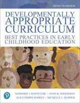 9780134747675-0134747674-Developmentally Appropriate Curriculum: Best Practices in Early Childhood Education (7th Edition)