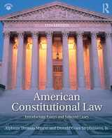 9781138227835-1138227838-American Constitutional Law