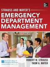9780071762397-0071762396-Strauss and Mayer's Emergency Department Management
