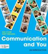 9781457638916-1457638916-Communication and You: An Introduction
