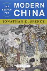9780393934519-0393934519-The Search for Modern China (Third Edition)