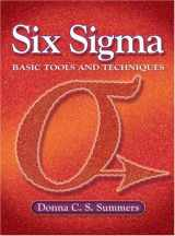 9780131716803-0131716808-Six Sigma: Basic Tools and Techniques (NetEffect)