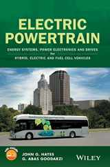 9781119063643-1119063647-Electric Powertrain: Energy Systems, Power Electronics and Drives for Hybrid, Electric and Fuel Cell Vehicles