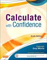 9780323089319-0323089313-Calculate with Confidence (Morris, Calculate with Confidence)