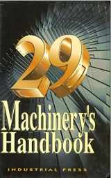 9780831129002-083112900X-Machinery's Handbook, 29th