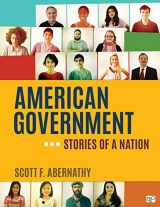 9781452267982-1452267987-American Government; Stories of Stratergy and Action