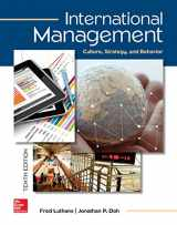 9781259865145-1259865142-Loose Leaf for International Management