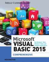 9781285856896-1285856899-Microsoft Visual Basic 2015 for Windows, Web, Windows Store, and Database Applications: Comprehensive