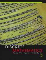 9780321305152-0321305159-Discrete Mathematics (5th Edition)