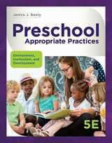 9781337566216-1337566217-Preschool Appropriate Practices: Environment, Curriculum, and Development