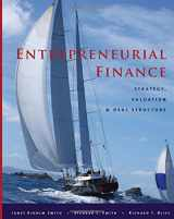 9780804770910-0804770913-Entrepreneurial Finance: Strategy, Valuation, and Deal Structure