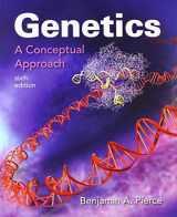 9781319125929-1319125921-Genetics: A Conceptual Approach 6e & SaplingPlus for Genetics: A Conceptual Approach 6e (Six-Month Access)