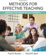9780134057583-0134057589-Methods for Effective Teaching: Meeting the Needs of All Students, Enhanced Pearson eText with Loose-Leaf Version -- Access Card Package (7th Edition)
