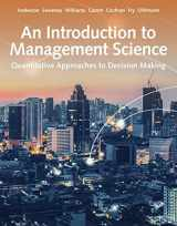 9781337406529-133740652X-An Introduction to Management Science: Quantitative Approach