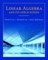 9780321982384-032198238X-Linear Algebra and Its Applications (5th Edition)