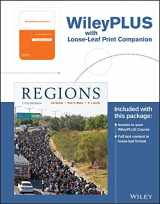 Geography: Realms, Regions, and Concepts, 17th Edition WileyPLUS Learning Space Registration Card + Loose-leaf Print Companion