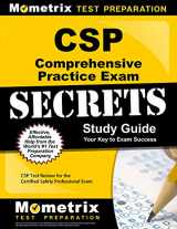 9781609715816-1609715810-CSP Comprehensive Practice Exam Secrets Study Guide: CSP Test Review for the Certified Safety Professional Exam (Mometrix Secrets Study Guides)