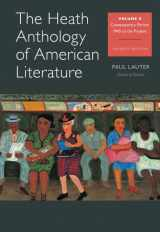 9781133310266-1133310265-The Heath Anthology of American Literature: Volume E (Heath Anthology of American Literature Series)